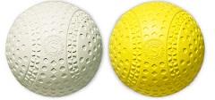 バッティングセンター用 軟式野球ボール BL号(白・黄色)