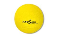 ソフトボール用 検定3号ボール(黄)