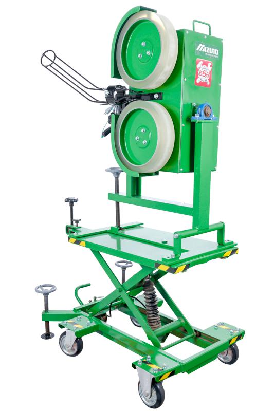 ワンモーター昇降式マシン MUH20 硬式用